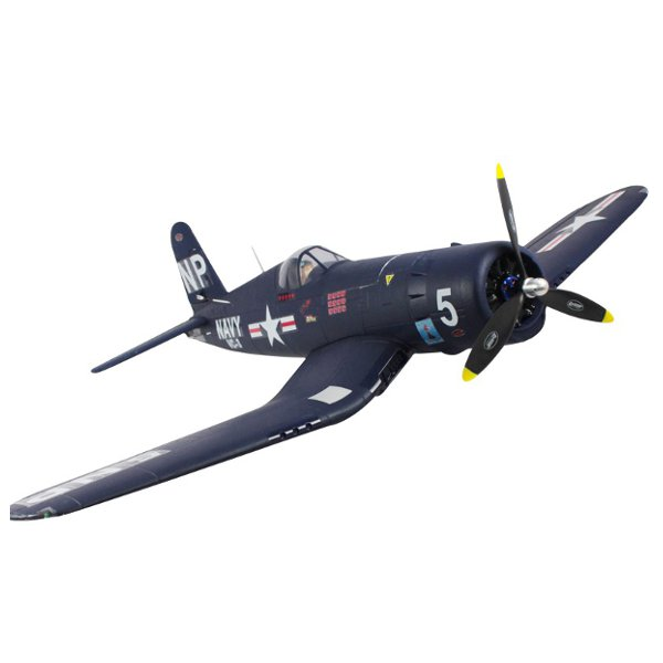 Dynam F4U Corsair 1270mm 50inch Wingspan RC Warbird PNP