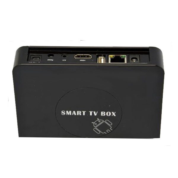 Android 4.0 Google Internet M6 TV Box With Amlogic-8726 M3 Cortex A9