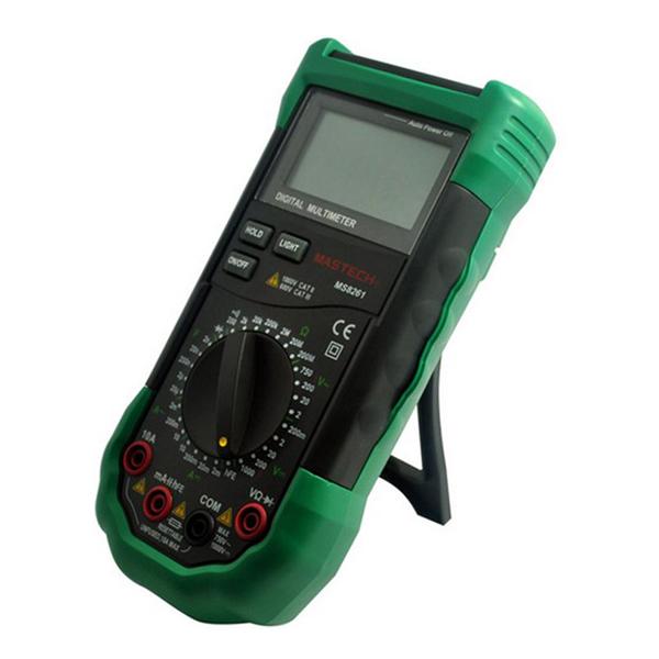 MASTECH MS8261 AC/DC Resistance Capacitance Digital Multimeter