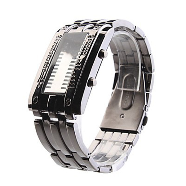 LED Couple Wrist Watches