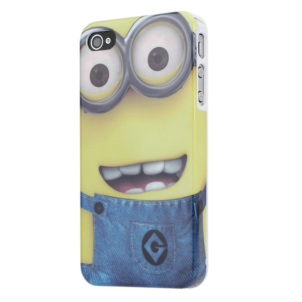 Lovely Design PC Hard Back Case Cover For iPhone 4 4S