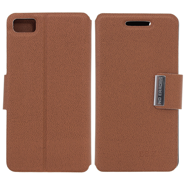 Synthetic Leather Protective Cutting Sleeve Case For Blackberry Z10