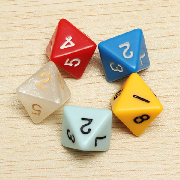 8 sided dice for sale