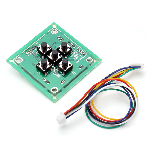 OSD Board for DC12V 1/3 960H CCD 700TVL 2.8mm Lens Wide Angle Camera