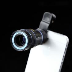 Universal 8X Zoom Optical Lens Telescope For Camera iPhone 5 5s 6 Samsung HTC