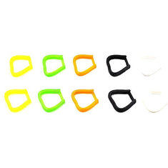 4PCS Motor Protector Cover TPU for GEP-TX5 GEP-FX5 Frame Kit