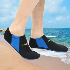 Outdoor Swimming Snorkel Socks Soft Beach Shoes Water Sport Scuba Surf Diving