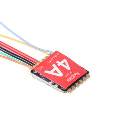 Only 2g 16x16mm Racerstar Star4 4A 1S Blheli_S 4 in 1 Brushless ESC D-Shot Ready for Racing Drone