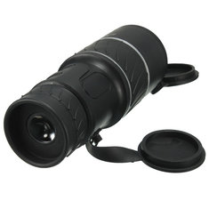 16×52 HD Optical Monocular Outdoor Hiking Travel Portable Day Night Telescope With Lens Coat