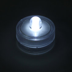 Submersible Waterproof LED Candle Light Floral Wedding Decor