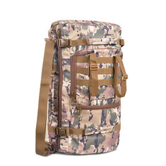60L Outdoor Tactical Rucksack Backpack Trekking Camping Hiking  Bag Pack