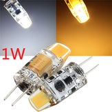 G4 1W COB Filament LED Spot light Bulb Lamp Warm/Pure White AC/DC 10-20V