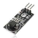 5Pcs DS18B20 DC 5V Digital Temperature Sensor Module For Arduino