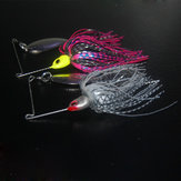 Spinners Hard Baits Fishing Lure Composite Sequins Bait Metal Lure