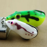 Fishing Lure Soft Baits Single Hook Ray Frog False Lure
