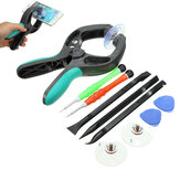10 in 1 Ultrathin Steel Pry Tool of Opening a Touch Screen Shell Repair Tool Kit