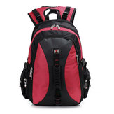 AUGUR Women Men Large Capacity Laptop backpack Outdoor Travel Oxford Casual Backpack