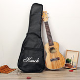 Kasch Ukulele MUH-506 24 Inch Rosewood Guitar with Bag
