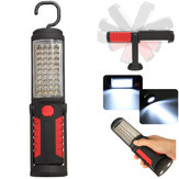 41 LED Flexible Magnetic Inspection Camping Hanging Flashlight