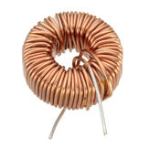 1Pc Toroid Core Inductor Wire Wind Wound For DIY--220uH 3A