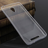 Slim Durable Clear TPU Gel Soft Back Cover Case For Xiaomi Redmi Note 2