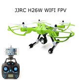 JJRC H26W WIFI FPV With 720P Camera Headless Mode One Key Return RC Quadcopter RTF