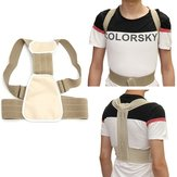 Nylon Adjustable Back Posture Correction Hunchback Prevention Belt Support Sport Corrector Brace