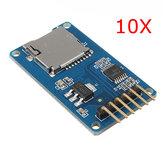 10Pcs Micro SD TF Card Memory Shield Module SPI Micro SD Adapter For Arduino