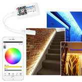 ARILUX™ AL-LC07 Super Mini RGBW LED Bluetooth 4.0 APP Controller Dimmer For Strip Light DC12-24V