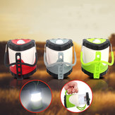 Camping Portable Retractable Hand Lamp USB Rechargeable 3 Modes LED Lantern Light