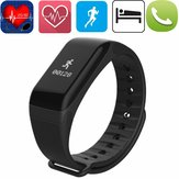 F1 Blood Pressure Oximeter Heart Rate Monitor Health Sport Smart Bracelet for Android IOS IP67