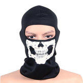 Men Skull Multi Use Head Wear Hat Scarf Face Mask Motorcycle Cap Skull Face Mask CS Hats
