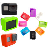 Soft Silicone Case Cover Rubber Shell for GoPro Hero 5 Protective Action Camera Accessories