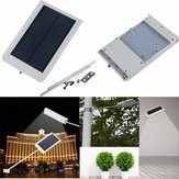 15LED Ultra-thin Solar Light Sensor Wall Street Outdoor Waterproof Garden Lamp