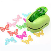 Butterfly DIY Craft Punch Paper Cutter For Card Making Scrapbooking Tags Tool 9.7*7cm
