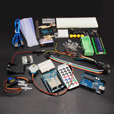 China Wholesale Arduino Compatible UNO R3 Starter Kit Set For Step Motor / 1602 LCD