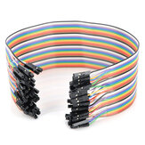 30cm 40pcs Female To Female Breadboard Wires Jumper Cable