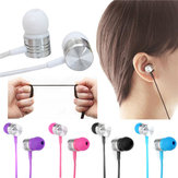 3.5mm Mic In Ear Stereo Earbud Headset  Headphone Earphone