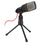 China Wholesale SF-666 Multimedia Studio Wired Condenser Microphone with Tripod Stand