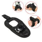 Adjustable Palm Wrist Band Hand Strap Mount for GoPro 1 2 3 3 Plus Xiaomi Yi SJ4000 SJ5000