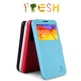 NILLKIN Fresh Series Flip Leather Case For Samsung Note 3 Neo N7505