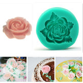Beautiful Silicone Flower Fondant Mold Mould 3D Cake Mold Cake Decoration