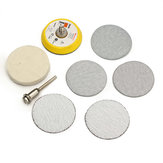 Polishing Wheel Polishing Buffer Pad Accessories Set for Dremel