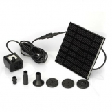 China Wholesale Solar Panel Power Submersible Fountain Pond Water Pump