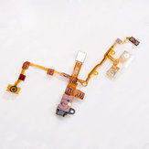 Jack Earphone Power Volume Switch Flex Cable For iPhone 3G