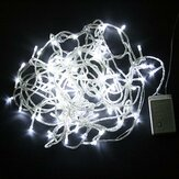 White 10M 100 LED String Fairy Lights party Wedding new