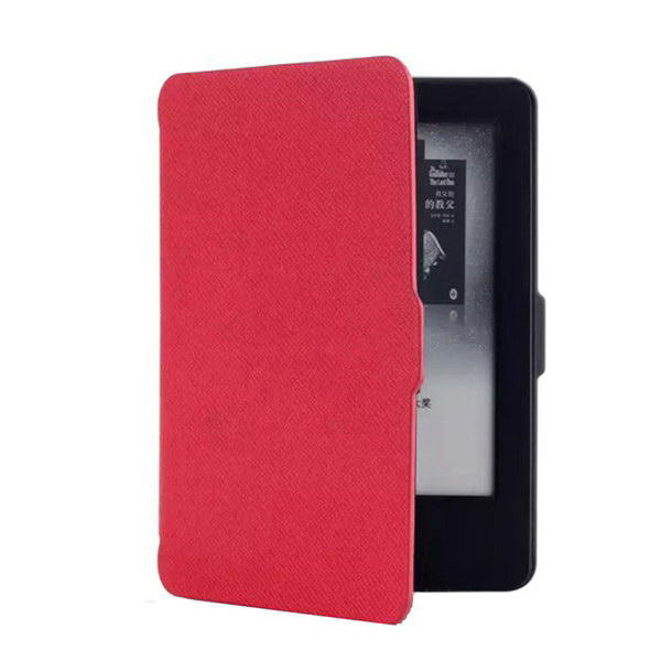 Leather Smart Case Cover For Kindle