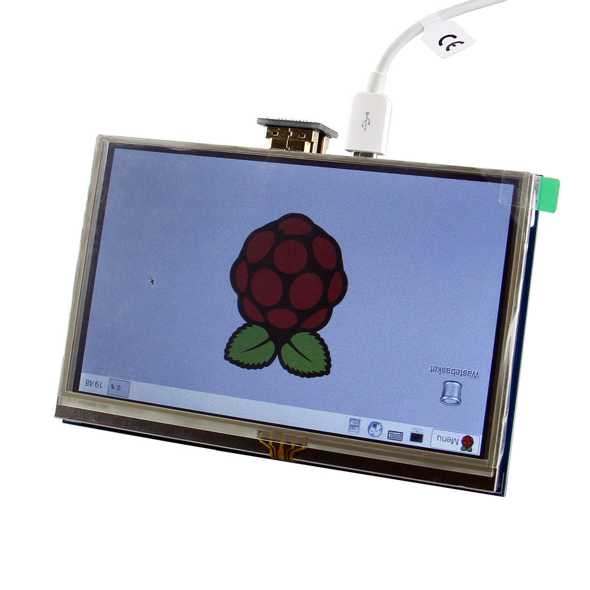 5 Inch HDMI TFT LCD Touch Screen For Raspberry PI 2 Model B / B+ / A+ / B