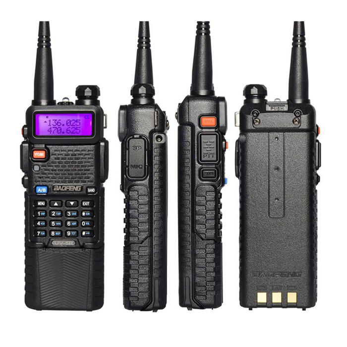 Upgrade BaoFeng UV-5R Walkie Talkie VH/UHF