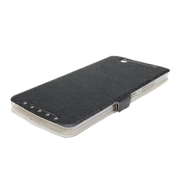 PU Flip Protective Leather Case Cover